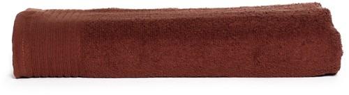 T1-70 Classic bath towel - Brown - 70 x 140 cm
