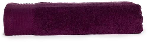 T1-70 Classic bath towel - Plum - 70 x 140 cm