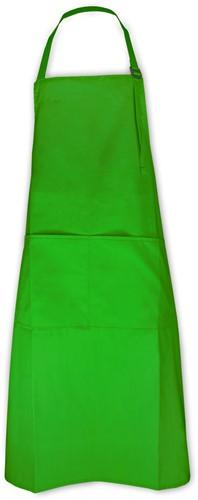 T1-APRON Apron - Lime green - 75 x 95 cm