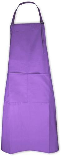 T1-APRON Apron - Purple - 75 x 95 cm
