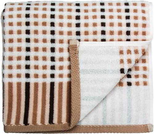 T1-AUTUMN60 Exclusive towel set - Brown