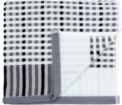 T1-AUTUMN30 Exclusive guest towel - Grey - 30 x 50 cm