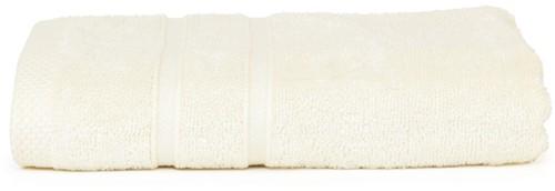 T1-BAMBOO50 Bamboo towel - Ivory cream - 50 x 100 cm