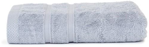 T1-BAMBOO50 Bamboo towel - Light grey - 50 x 100 cm