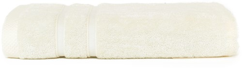 T1-BAMBOO70 Bamboo bath towel - Ivory cream - 70 x 140 cm
