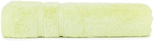 T1-BAMBOO70 Bamboo bath towel - Light olive - 70 x 140 cm