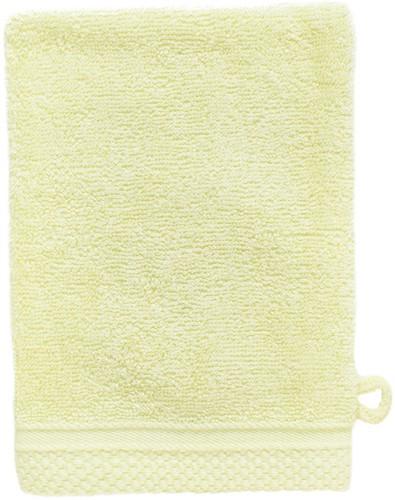 T1-BAMWASH Bamboo washcloth - Light olive - 16 x 21 cm