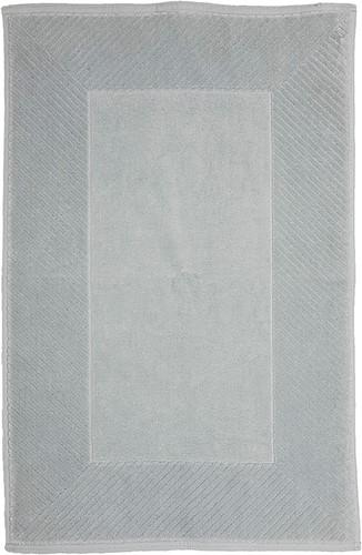 T1-BATH80 Bathmat - Silver grey - 50 x 80 cm