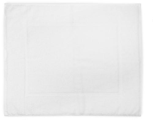 T1-BATHMATWHITE Bathmat - White - 50 x 60 cm