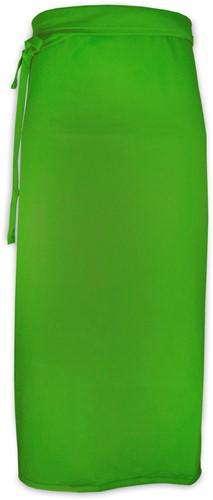 T1-BISTRO90 Bistro long - Lime green - 90 x 100 cm