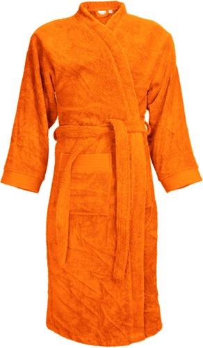 T1-B Bathrobe - Orange - 2XL/3XL