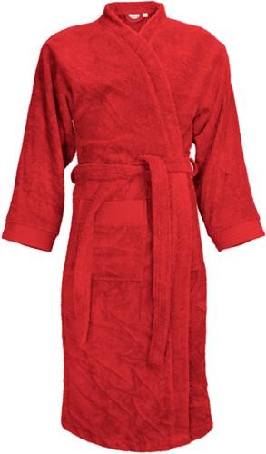 T1-B Bathrobe - Red - L/XL