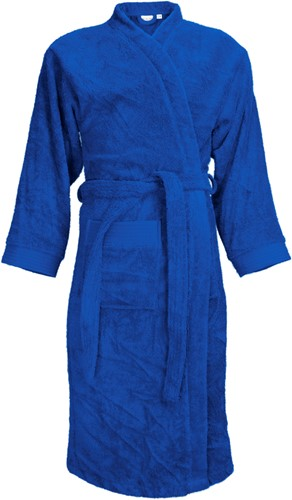 T1-B Bathrobe - Royal blue - L/XL