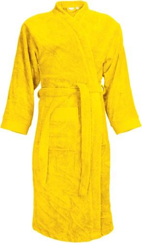 T1-B Bathrobe - Yellow - 2XL/3XL