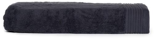 T1-DELUXE100 Deluxe beach towel - Anthracite - 100 x 180 cm