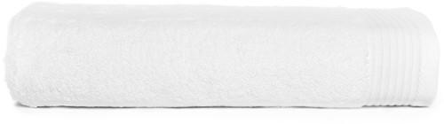 T1-DELUXE100 Deluxe beach towel - White - 100 x 180 cm
