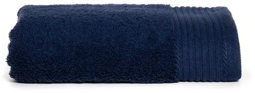T1-DELUXE50 Deluxe towel - Navy blue - 50 x 100 cm