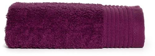 T1-DELUXE50 Deluxe towel - Plum - 50 x 100 cm