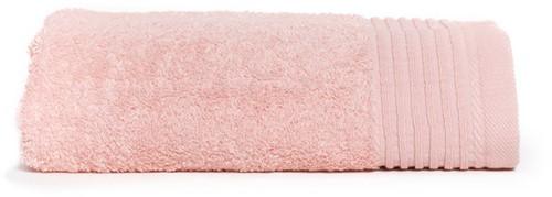 T1-DELUXE50 Deluxe towel - Salmon - 50 x 100 cm