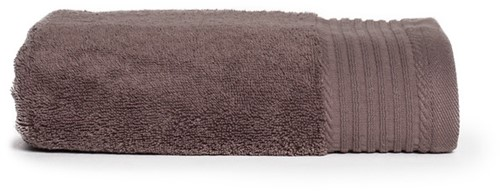 T1-DELUXE50 Deluxe towel - Taupe - 50 x 100 cm