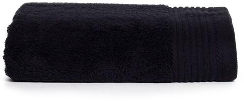 T1-DELUXE60 Deluxe towel - Black - 60 x 110 cm