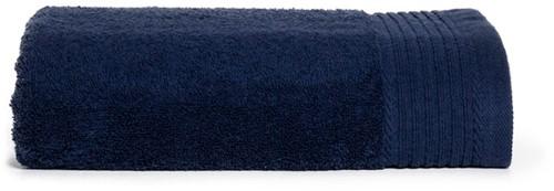 T1-DELUXE60 Deluxe towel - Navy blue - 60 x 110 cm