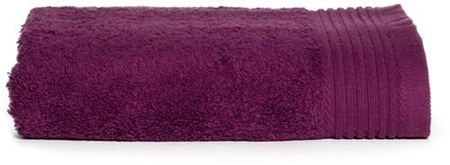 T1-DELUXE60 Deluxe towel - Plum - 60 x 110 cm