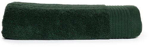T1-DELUXE70 Deluxe bath towel - Dark green - 70 x 140 cm
