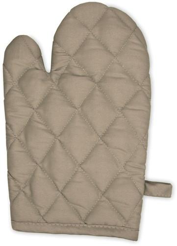 T1-GLOVE Kitchen gloves - Taupe - 20 x 29 cm