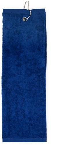 T1-GOLF Golf towel - Navy blue - 40 x 50 cm