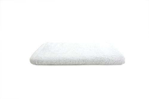 T1-HOTEL30 Hotel guest towel - White - 30 x 50 cm