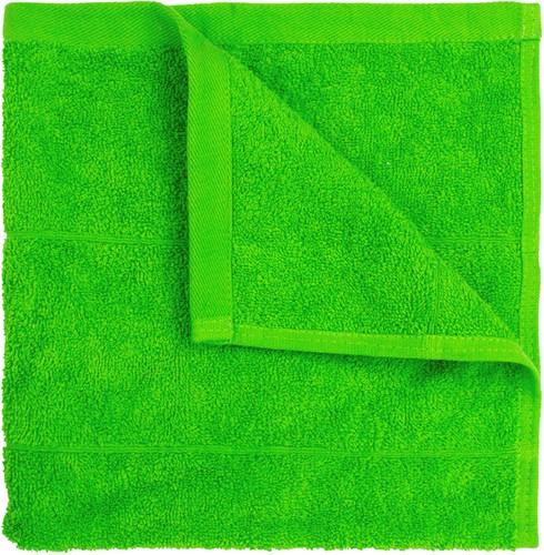 T1-KTOWEL Kitchen towel - Lime green - 50 x 50 cm