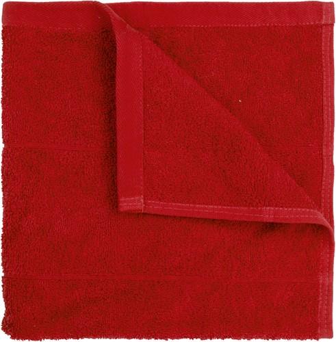 T1-KTOWEL Kitchen towel - Red - 50 x 50 cm