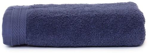 T1-ORG50 Organic towel - Denim faded  - 50 x 100 cm