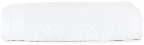 T1-ORG50 Organic towel - White  - 50 x 100 cm