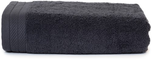 T1-ORG70 Organic bath towel - Anthracite - 70 x 140 cm