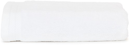 T1-ORG70 Organic bath towel - White  - 70 x 140 cm