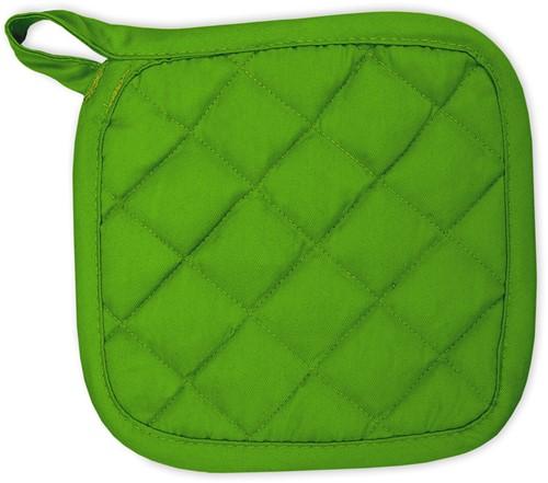 T1-POT Pot holder - Lime green - 21 x 21 cm