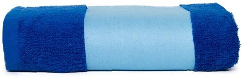 T1-PRINT50 Sublimation towel - Royal blue - 50 x 100 cm