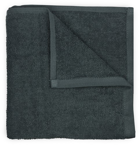 T1-S45 Salon towel - Anthracite - 45 x 90 cm