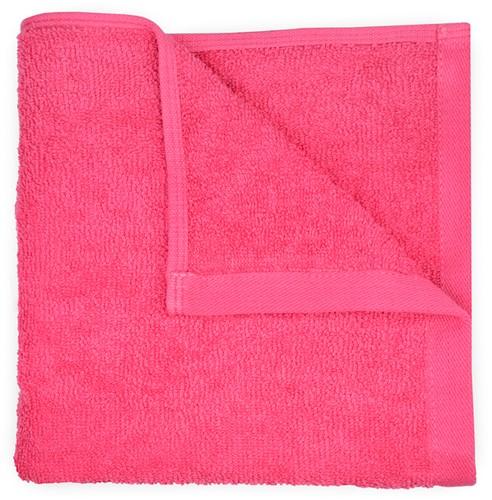 T1-S45 Salon towel - Magenta - 45 x 90 cm