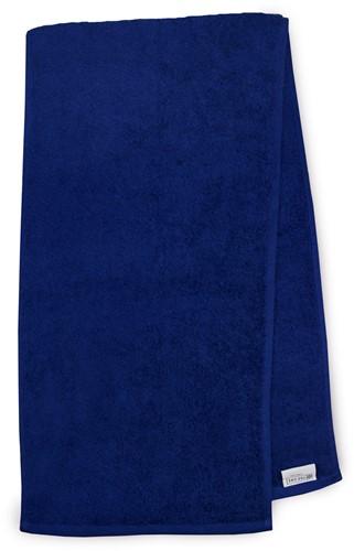 T1-SPORT Sport towel - Navy blue - 30 x 130 cm