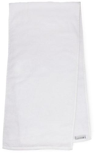 T1-SPORT Sport towel - White - 30 x 130 cm