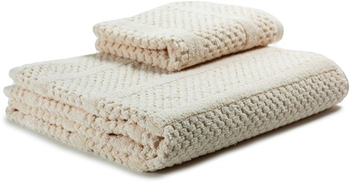 T1-SPRING60 Exclusive towel set - Shell
