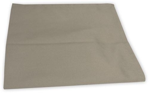 T1-TTOWEL Tea towel - Taupe - 50 x 70 cm