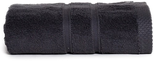 T1-ULTRA40 Ultra deluxe guest towel - Anthracite - 40 x 60 cm
