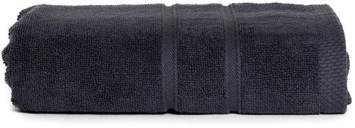 T1-ULTRA50 Ultra deluxe towel - Anthracite - 50 x 100 cm
