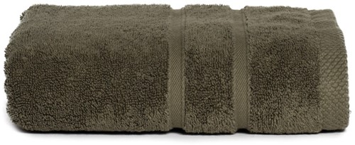 T1-ULTRA50 Ultra deluxe towel - Olive green - 50 x 100 cm