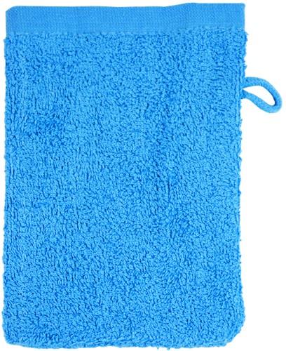 T1-WASH Washcloth - Aqua azure - 16 x 21 cm