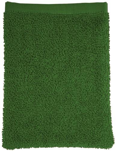 T1-WASH Washcloth - Green - 16 x 21 cm